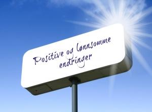 positive endringer